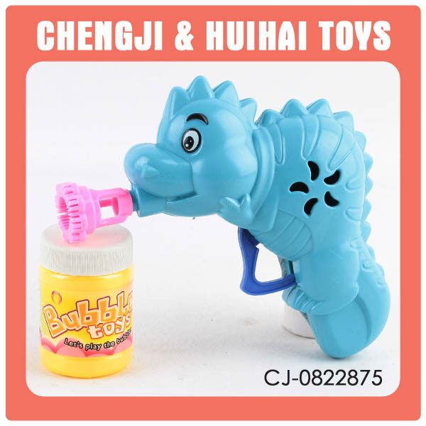 Safety Bubble Toy Plastic Windmill Bubble Blow Stick