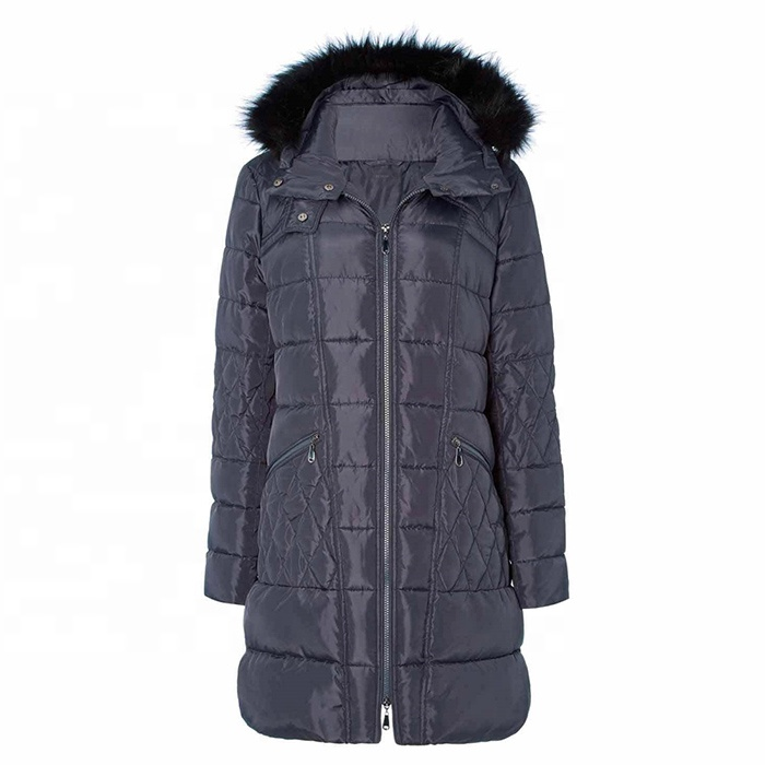 For wholesales women's windproof winter quilted jackets for sale