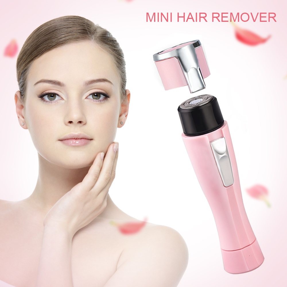New lipstick mini epilator lady shaver Portable Painless Back Hair <strong>Removal</strong> Hair <strong>Color</strong> <strong>Remover</strong>
