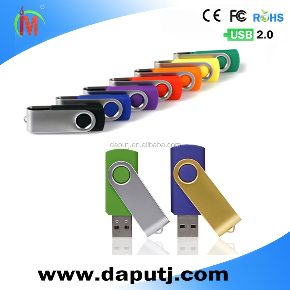 High quality twister usb pen drive cheap promotion usb memory cheap
