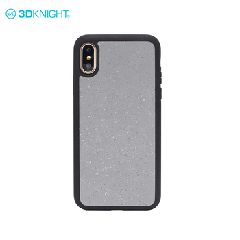Cool cement mobile handy case cover for iphone X protective case