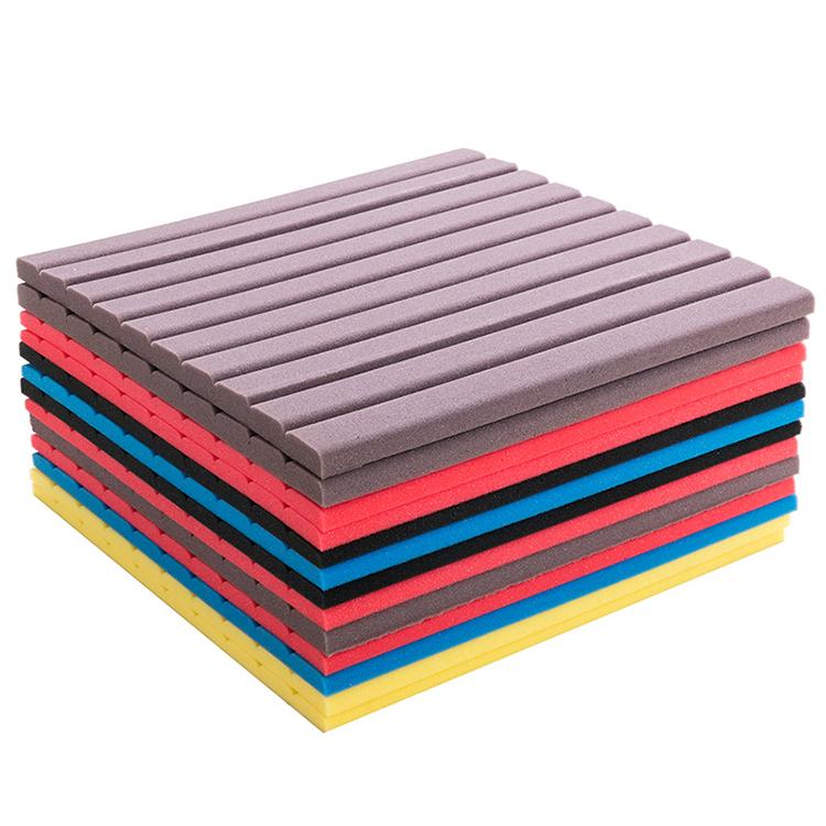 acoustique fiber de polyester mur panneau de mousse panneaux insonorisants id de produit. Black Bedroom Furniture Sets. Home Design Ideas