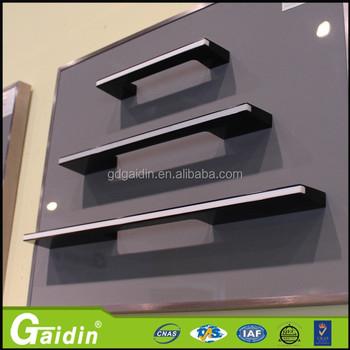 brushed bright gray electrical teak furniture parts aluminum cabinet