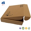 Offset printing brown kraft corrugated mailing shipping box cardboard