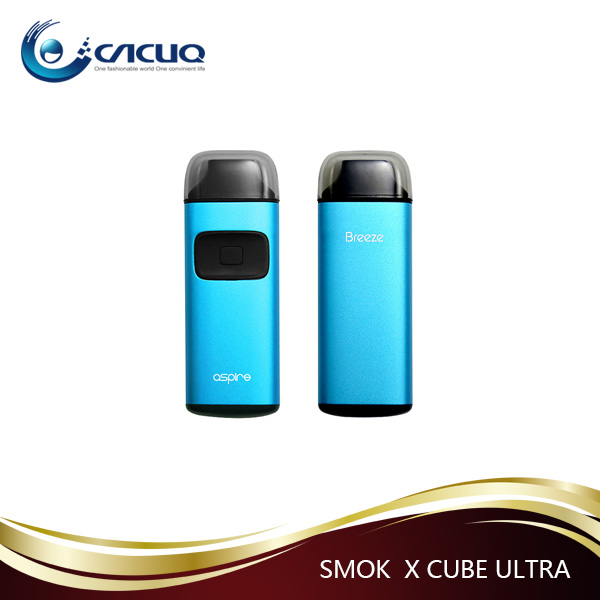 New ecigarette 2017 all in one 650mAh Aspire Breeze with 2ml built-in refillable tank