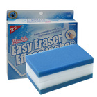 High Density Easy Eraser Magic Melamine Foam Sponge Scrubber