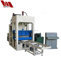 Factory price/ High efficiency hollow block making machine philippines/commercial ice block making machine