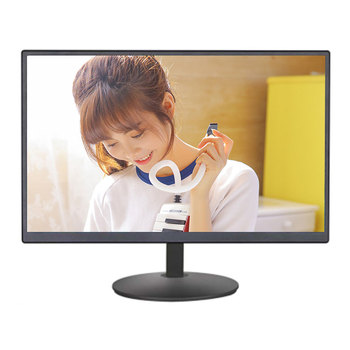 Wide screen 23.6 inch 1920*1080 LED LCD PC monitor with VGA ON SALE!!!