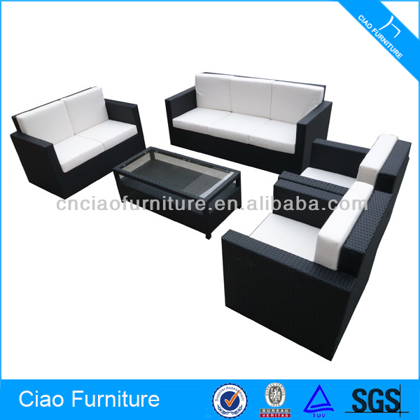 Rattan Classical Home Furniture Sectional Sofa
