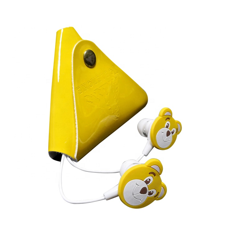 Top Sale Factory Price Cheap Earpiece earphone in earphone cartoon headphone for mobile phone