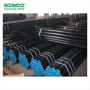 API 5L Grade B X42 X46 X52 X56 X60 X65 X70 PSL1 PSL2 Seamless Carbon Steel Pipe for Oil Gas Transmission
