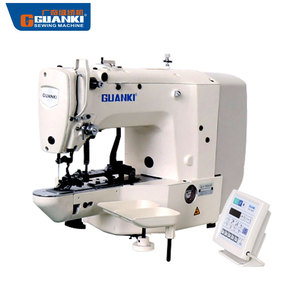 GUANKI GLK-1903A jeans button attaching machine price german textile sewing machine machinery manufactures company