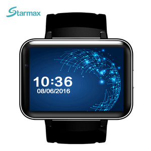 Customize SDK API ODM Android 5.1 WIFI GPS NFC RFID Finger Print Mobile Phones 3G Smart Watch 2018