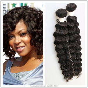 Bulk Sale Small MOQ Virgin Deep Curl Human Hair