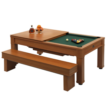 Ft Billiard Dining Table Pool Table Combo For Family Use Buy - Billiard dining table combination