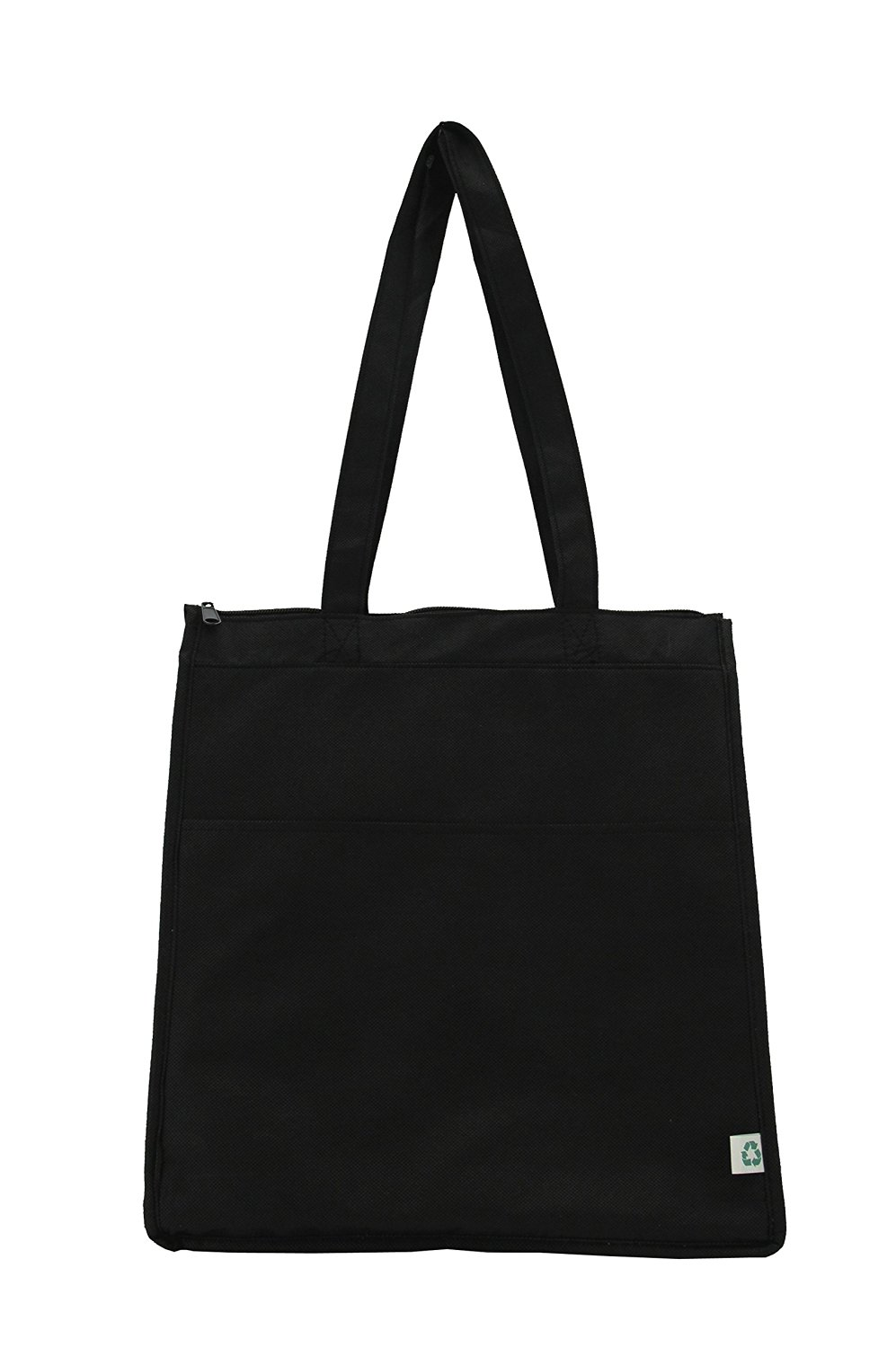 Insulated Zippered Hot & Cold Cooler Tote - Large