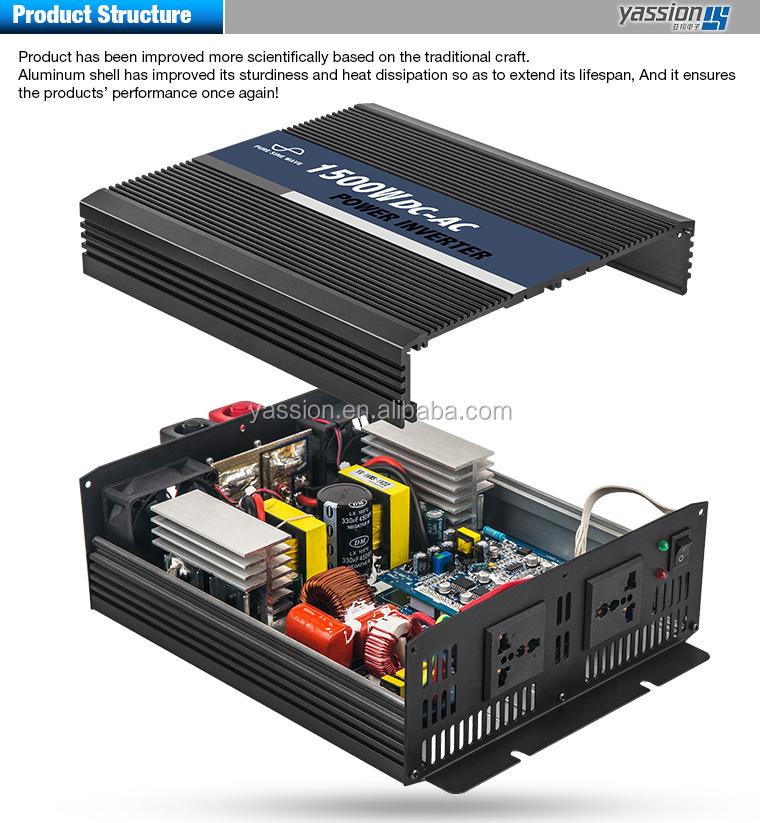 Ce Rohs Approved Frequency Converter 220v 50hz 110v 60hz Inverter 1500w  Inverter - Buy Inverter 1500w,220v 50hz 110v 60hz Converter,Frequency  Inverter