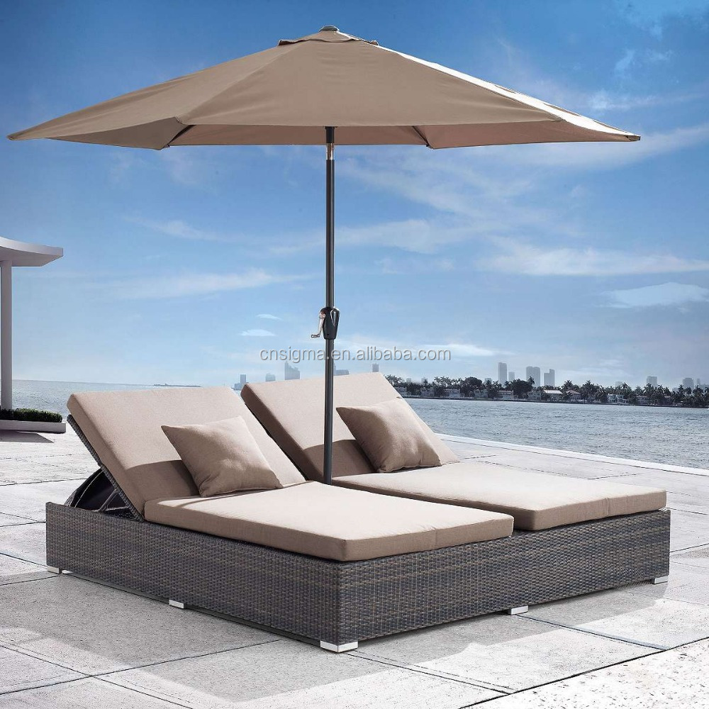 Hot sale outdoor patio synthetic rattan weaving material swimming pool  chair, View swimming pool chair, Sigma Product Details from Jinhua Sigma ...