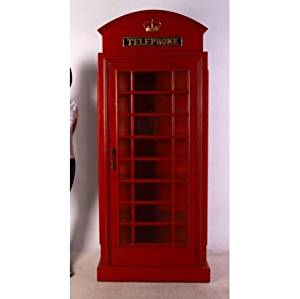 Terrific Buy Red British Phone Booth London Glass Shelf Old Cast Iron Download Free Architecture Designs Scobabritishbridgeorg