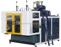 Automatic PP/PE Bottle Extrusion Blow Moulding Machine