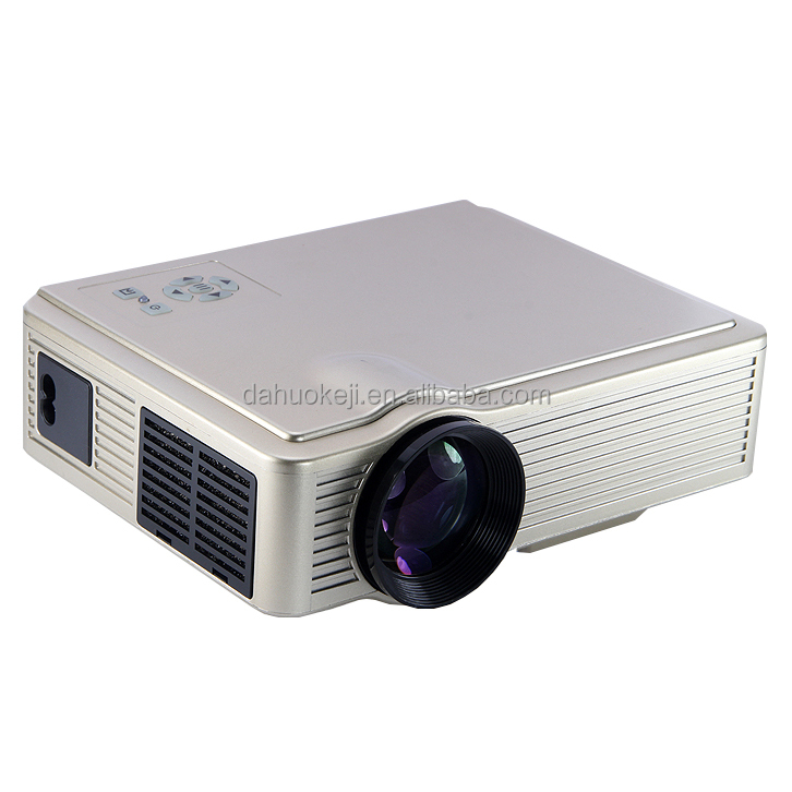 KM88 Mini huawei smartphone projector 2.0 with 2*HDMI VGA From Shenzhen