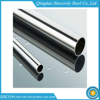 ERW welding stainless steel pipe