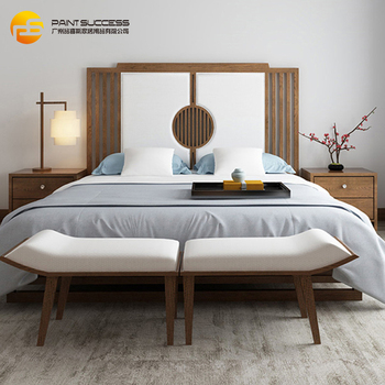 Custom Chinese Style Bedroom Carving Super King Size Beds Buy