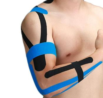 Medische Strapping Atletische Tapes Sport Kinesiologie Tape