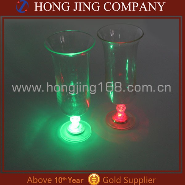 Led Hurricane Drinking Glasses