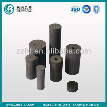 tungsten carbide pipe for molding