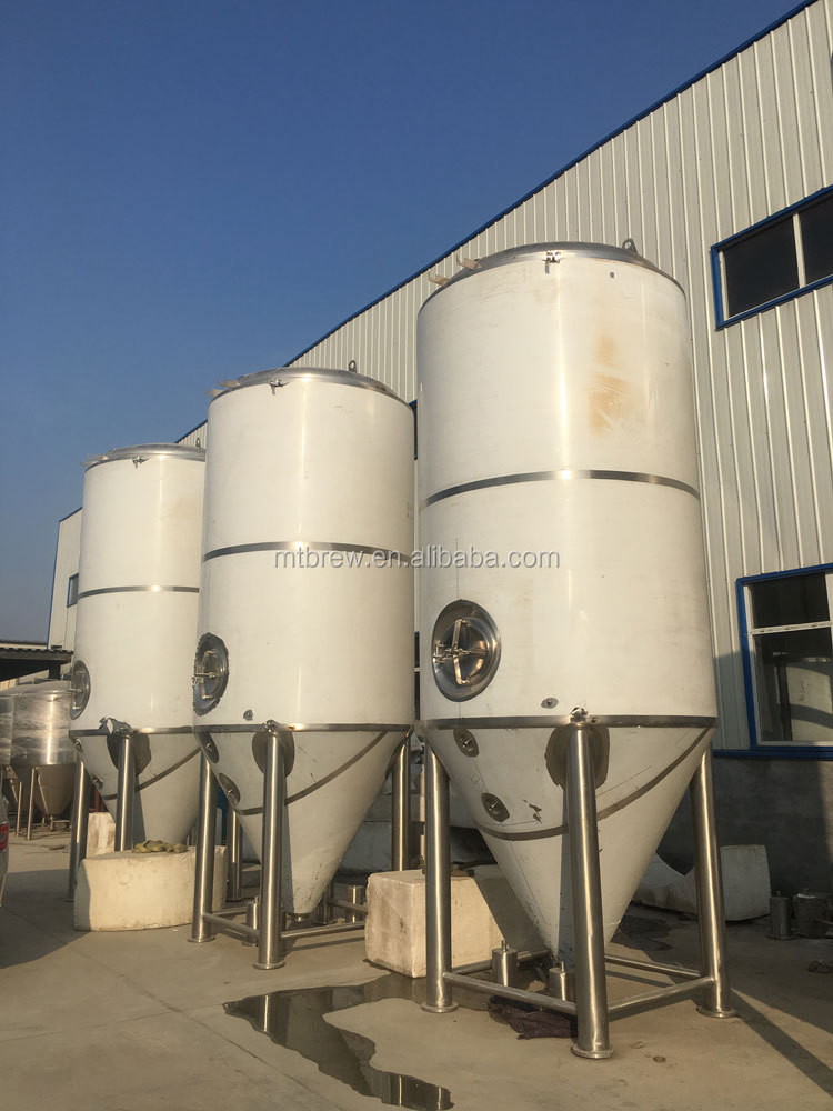 METO Craft brewing equipment Microbrewery Equipment1000L, 2000L beer brewery tank 3000