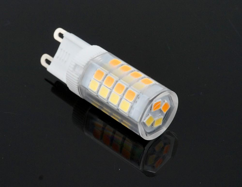 3 Colors G9 Led Capsule 4w 220v 3 Color In 1 Lamp 3000k
