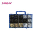 China Manufacture High Quality Assorted 3700PCS Steel Wire Nail And Black Tack