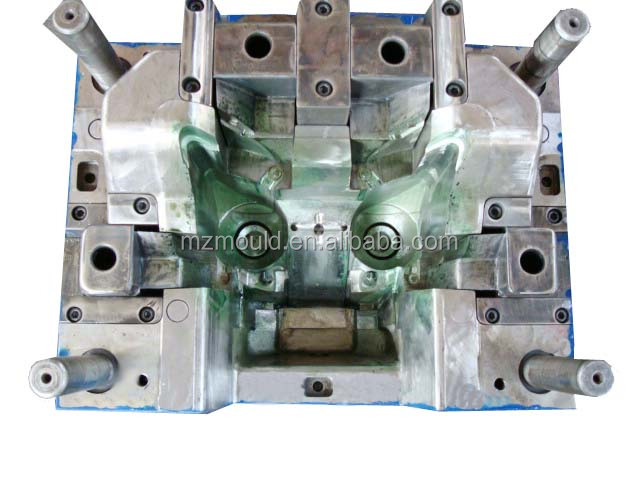 ISO&TS16949 2009 Factory FAW Bus Headlamp mould&mold&die