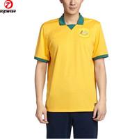 2015 custom Australia national football team jersey professional football jersey set for match