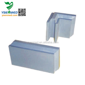 YSX1537 High Quality Radiation Protective X-ray Customized protective lead brick for x ray room