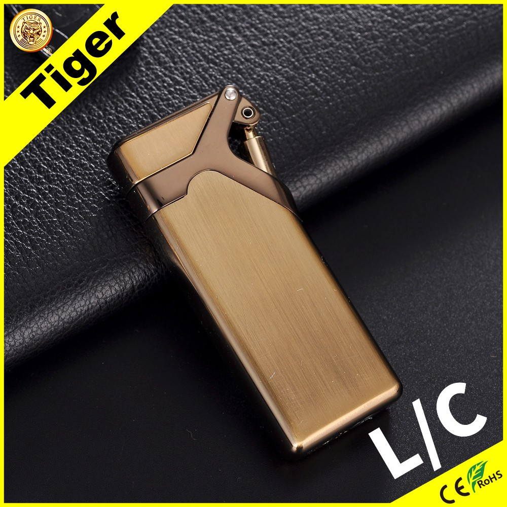 2017 Tiger Lighter With Butane Gas TJ859 J-02 Cheapest Products Online Torch Lighter
