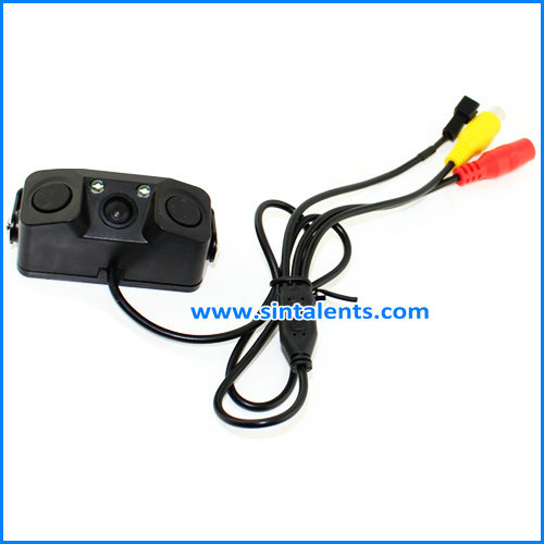 Direct Factory 7'' wireless split monitor night vision camera reverse system for mining