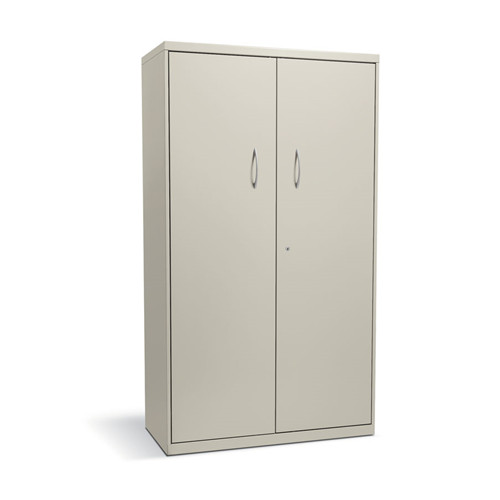 Laboratory steel tall thin storage <strong>cabinets</strong> with doors