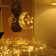 2019 3D motief indoor holiday kerstverlichting <span class=keywords><strong>ster</strong></span> maan verlichting led nachtlampje china