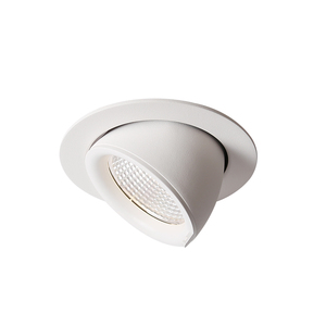 Commercial lighting adjustable 26W 33W COB ceiling recessed led downlight