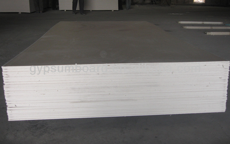 Decor gypsum board for ceiling / gypsum panels/ building and decor material