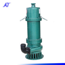 factory price wear resistant submersible sand dredging pump
