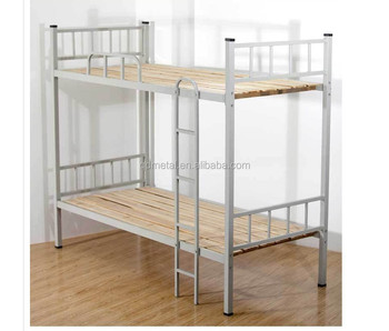 Modern Design Metal Bunk Bed adult Metal Bunk Beds wooden