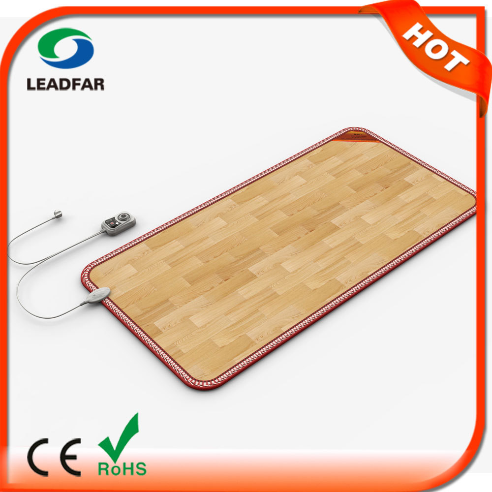 FW518 Korean Carbon Crystal Electric Heated Mattress Pad in China