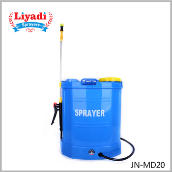 electric pump sprayer