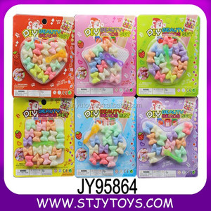Shantou Diy funny girl beauty beads toy set