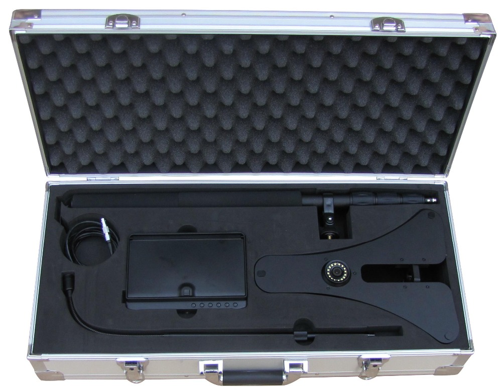 Hand Held digital 1080P resolution under vehicle inspection equipment