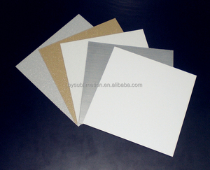 Sublimation Aluminium Sheets/sublimation blank