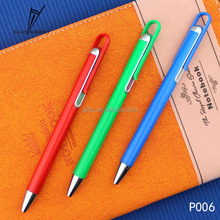 colorful Cheapest plastic pen from China supplier for child